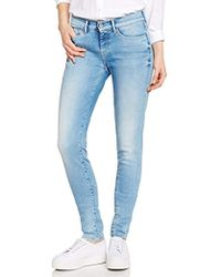 Pepe Jeans Pepe Jeans Pixie Skinny Jeans in White - Lyst ab842479e9
