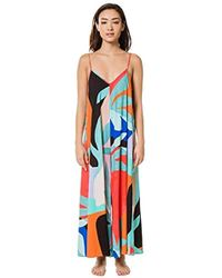 Lyst Mara Hoffman Carly Jumpsuit Cover Up