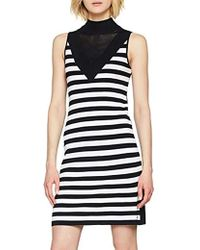 aa64fb430a Guess - Kimberly Women s Dress In Black - Lyst