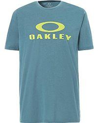 Oakley - O-mesh Bark Tee T-shirt - Lyst