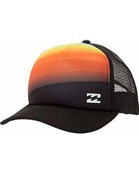 dabe0ad20c9 Lyst - Billabong Surf Club Cap Hat in Blue for Men