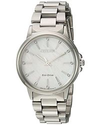 Citizen - Watches S Fe7030-57d Eco-drive - Lyst
