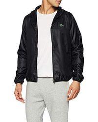 Lacoste - Bh3589 Long Sleeve Jacket - Lyst
