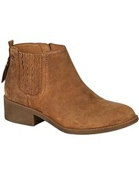 Sperry Top-Sider - Juniper Bree Ankle Bootie - Lyst