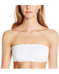 Cosabella - Never Say Never Padded Flirtie Bandeau - Lyst