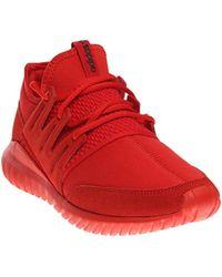 lyst adidas originali radiali di moda per gli uomini per scarpe da ginnastica