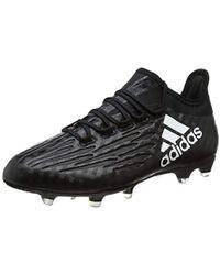 debc4f3bb43 adidas Nemeziz 172 Fg Men s Football Boots In Black in Black for Men ...