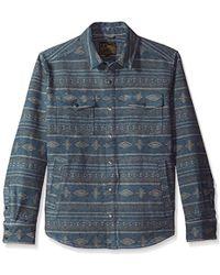Lucky Brand - Snow Valley Shirt Jacket - Lyst