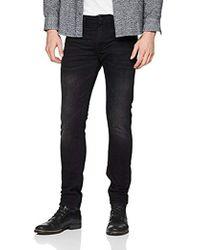 DIESEL - Herren Straight Jeans Thommer - Lyst