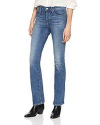 a9adeaa3 Women's Levi's Bootcut jeans Online Sale - Lyst