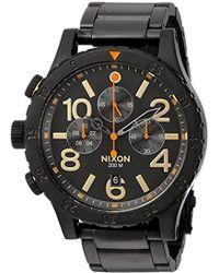 Nixon - Unisex The 48-20 Chrono X Sport Lux Collection - Lyst