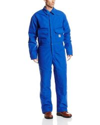 Carhartt - Flame Resistant Duck Coverall - Lyst