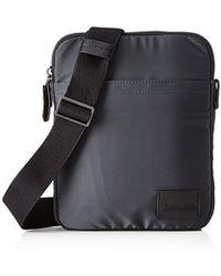 Calvin Klein - Ease Flat Crossover Shoulder Bag - Lyst