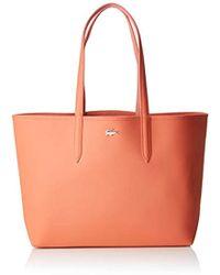 Lacoste - Nf2142aa Shoulder Bag - Lyst
