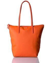 Lacoste - L.12.12 Concept Vertical Shopping Bag - Lyst