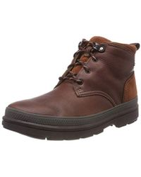 Clarks - Rushwaymid Gtx Chelsea Boots - Lyst