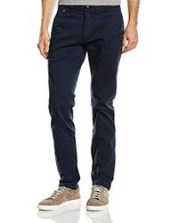 b7d594a6 Tommy Hilfiger Ronan Straight Leg Jeans in Blue for Men - Lyst