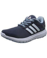 Lyst adidas Originals energía Cloud WTC m corriendo zapatos en color azul para hombres