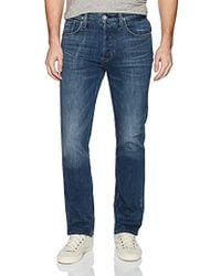 Hudson Jeans - Sartor Slouchy Skinny Jeans - Lyst