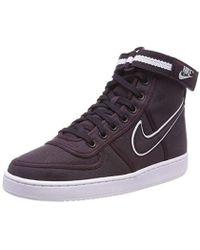 53c8824e5b56 Nike   s Vandal High Supreme Basketball Shoes for Men - Lyst