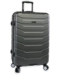 """Perry Ellis - Traction Hardside Spinner Check In Luggage 29"""" - Lyst"""