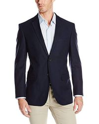 U.S. POLO ASSN. - Portly Hopsack Sport Coat - Lyst