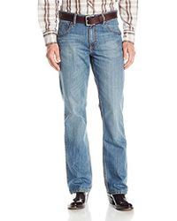 Wrangler - Retro Relaxed Fit Boot Cut Jean - Lyst