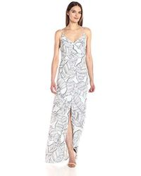 Paper Crown - Sequoia Maxi Dress - Lyst