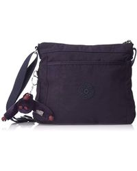 3b2a4b08aa Kipling Moyelle Cross-body Bag in Red - Lyst