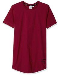 PUMA - Evo Long T-shirt - Lyst