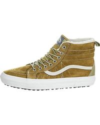 d2d1ecfb8162bf Lyst - Vans SK8 Hi MTE - Men s Vans SK8 Hi MTE Trainers