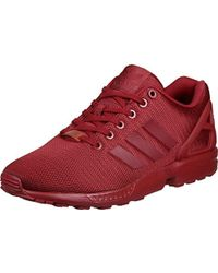adidas - Zx Flux Unisex Adult Low-top Trainers - Lyst