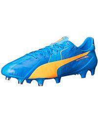 PUMA - Evospeed Sl H2h Fg Soccer Shoe - Lyst