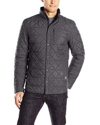 Victorinox - Bernhold Quilted Over-shirt Jacket - Lyst