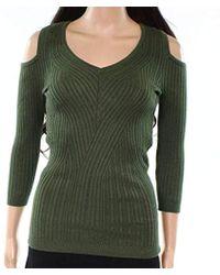 42a55700378 Jessica Simpson - Rhona Cold Shoulder Sweater - Lyst