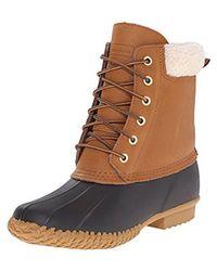 Skechers - Duck Snow Boot - Lyst