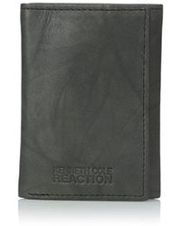 Kenneth Cole Reaction - Philmore Trifold Wallet - Lyst