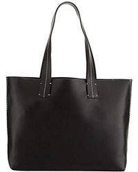 French Connection - Farrah Tote Bag H28.5 X W44 X D14 Cm - Lyst