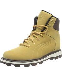 PUMA - Unisex Adults' Desierto Fun Ankle Boots - Lyst