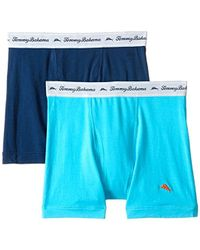 Tommy Bahama - 2 Pack Stretch Cotton Comfort Solid Boxer Brief - Lyst