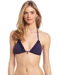 Seafolly - Parte superiore del bikini, donna - Lyst