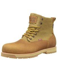 Levi's - 's Logan Ca Desert Boots - Lyst