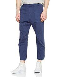 Filippa K - M. Utility Cotton Trousers Trousers - Lyst