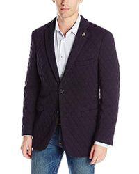 U.S. POLO ASSN. - Wool Blend Sport Coat - Lyst
