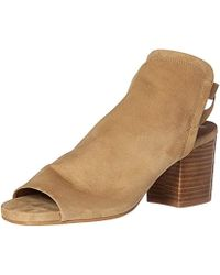 H by Hudson - Haiti Suede Dress Sandal - Lyst