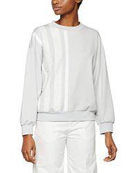 Filippa K - Stripe Sweatshirt - Lyst