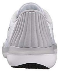 6b24a02a95c3 Nike Flex Supreme Trainer 5 W Women s Trainers In White in White - Lyst