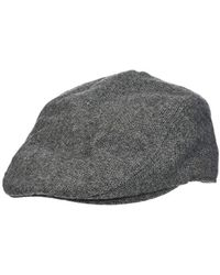 Levi's - Driver Tweed Beret, (mouse Grey 57), One (size: Un) - Lyst