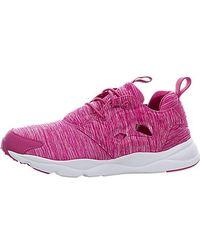 7bbc2897661c Reebok - Furylite Jersey Fashion Sneaker - Lyst