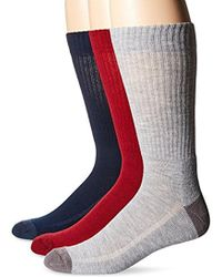 Levi's - 3-pack Solid Casual Crew Socks - Lyst